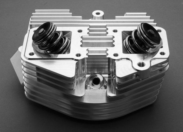 Shovelhead Billet Aluminum head