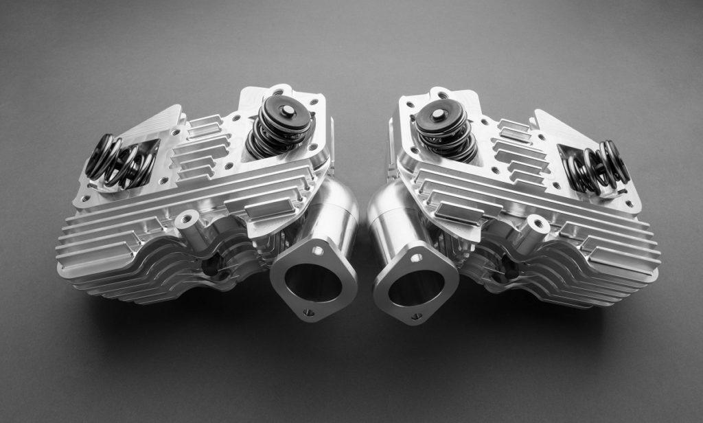 Shovelhead Billet Aluminum heads