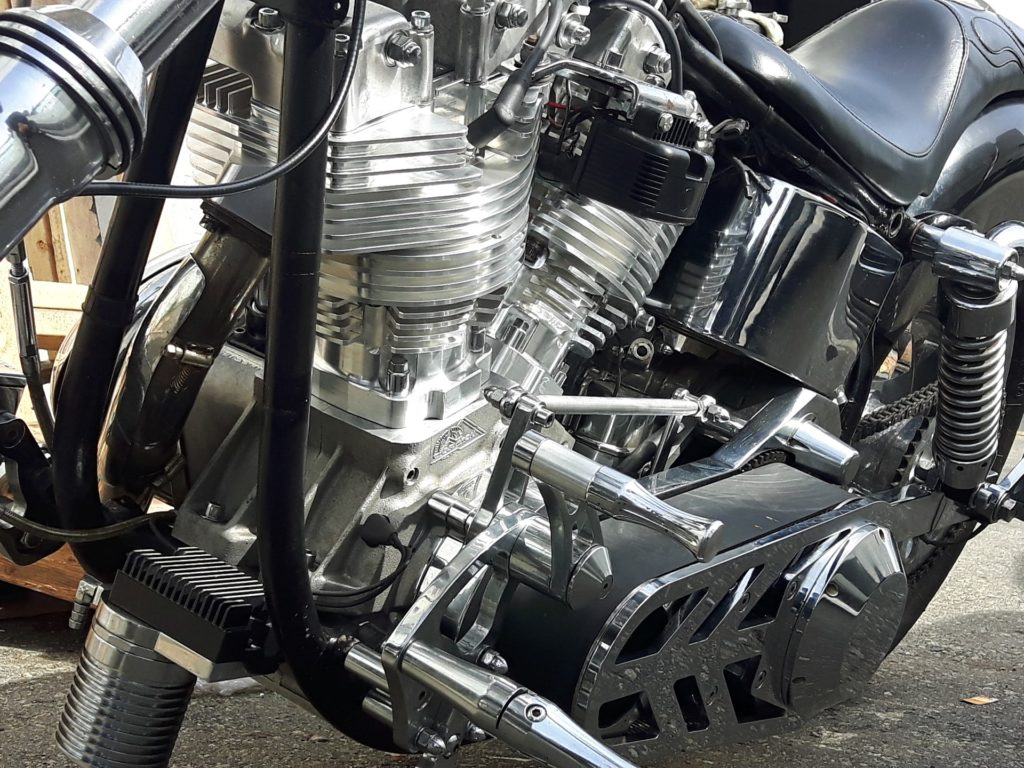Shovelhead Billet Aluminum top end